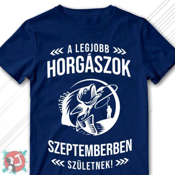 A legjobb horgászok (Férfi póló)