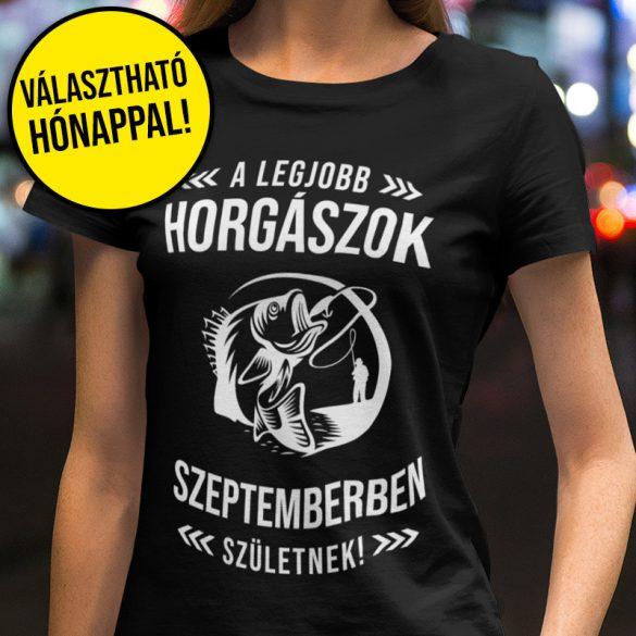 A legjobb horgászok (Női póló)