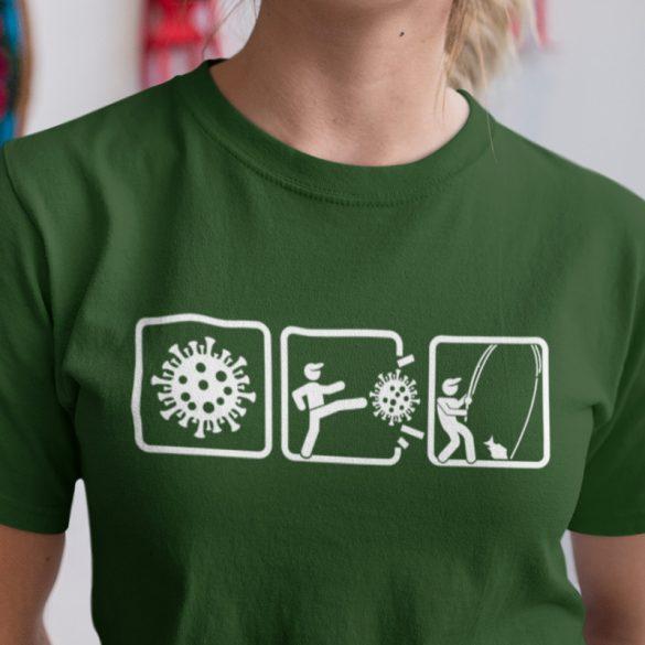 Vírus (Női póló)